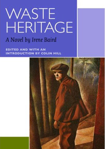Book cover for Irene Baird's Waste Heritage