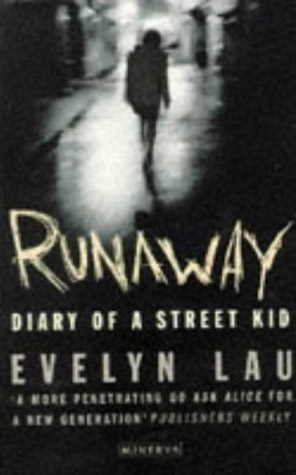 Book cover for Evelyn Lay's Runaway Diary of a Street Kid